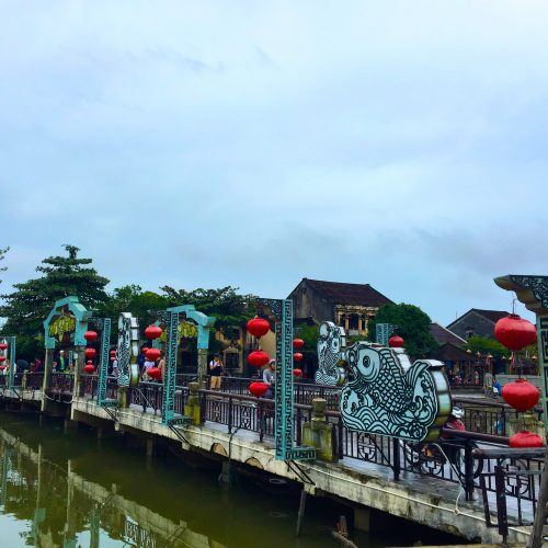 Bridge in Hoi An