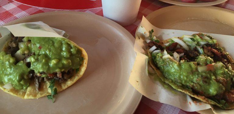 Tacos & Cervezas in Tijuana