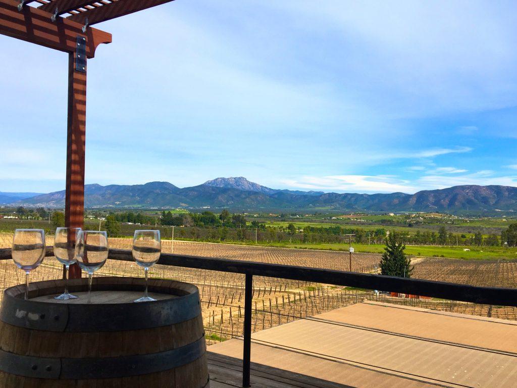 View from Villa Montefiori