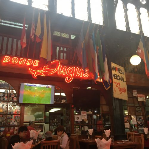 Augusto's Mercado Central