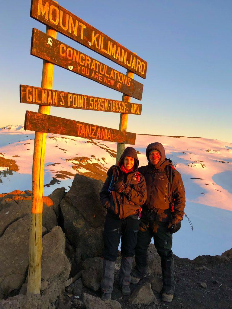 Gilman's Point, Kilimanjaro