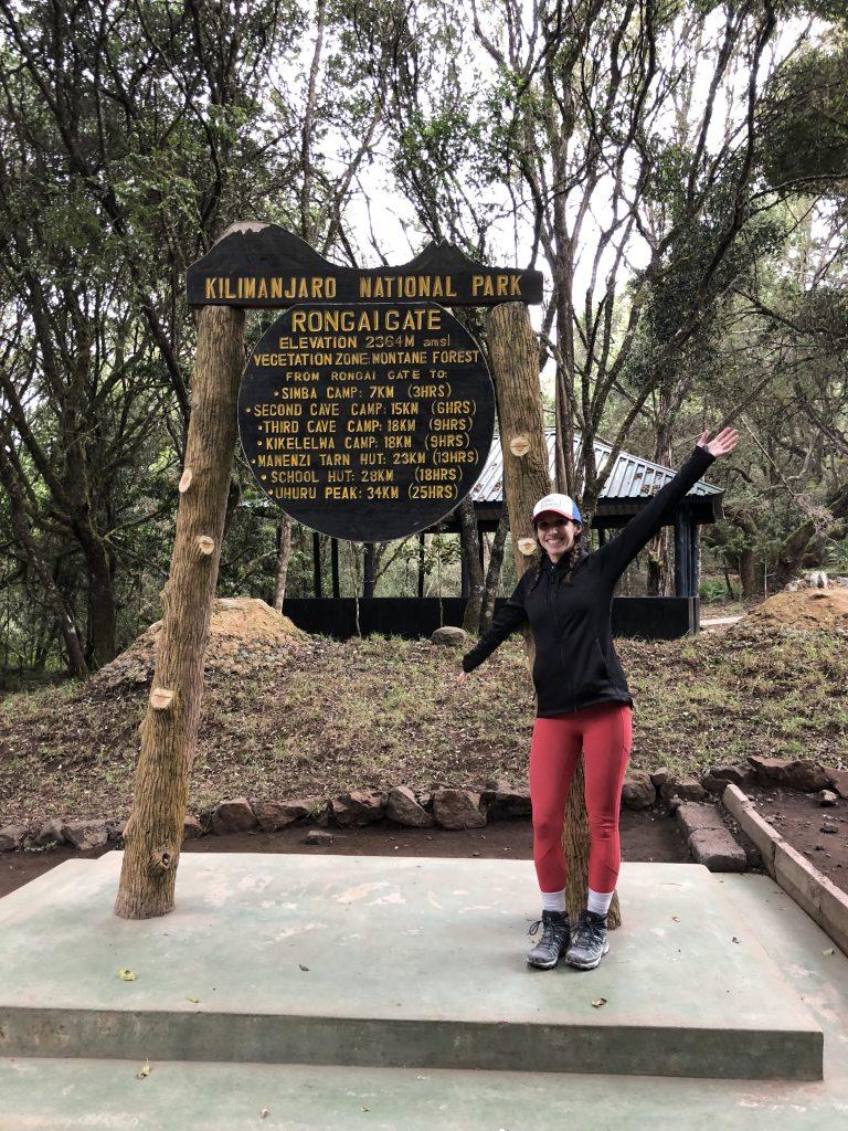 Rongai Gate, Kilimanjaro